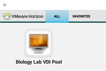 Biology Lab VDI Pool icon