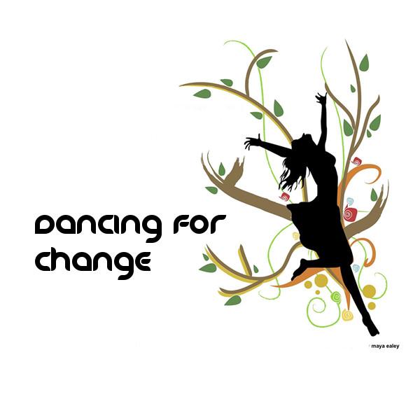 Dancing for Change logo